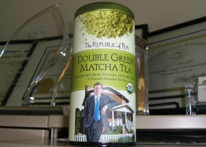 Double Green Tea