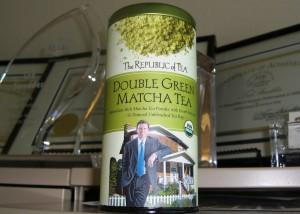 Double Green Tea