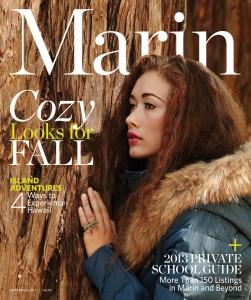 Marin mag September 2013